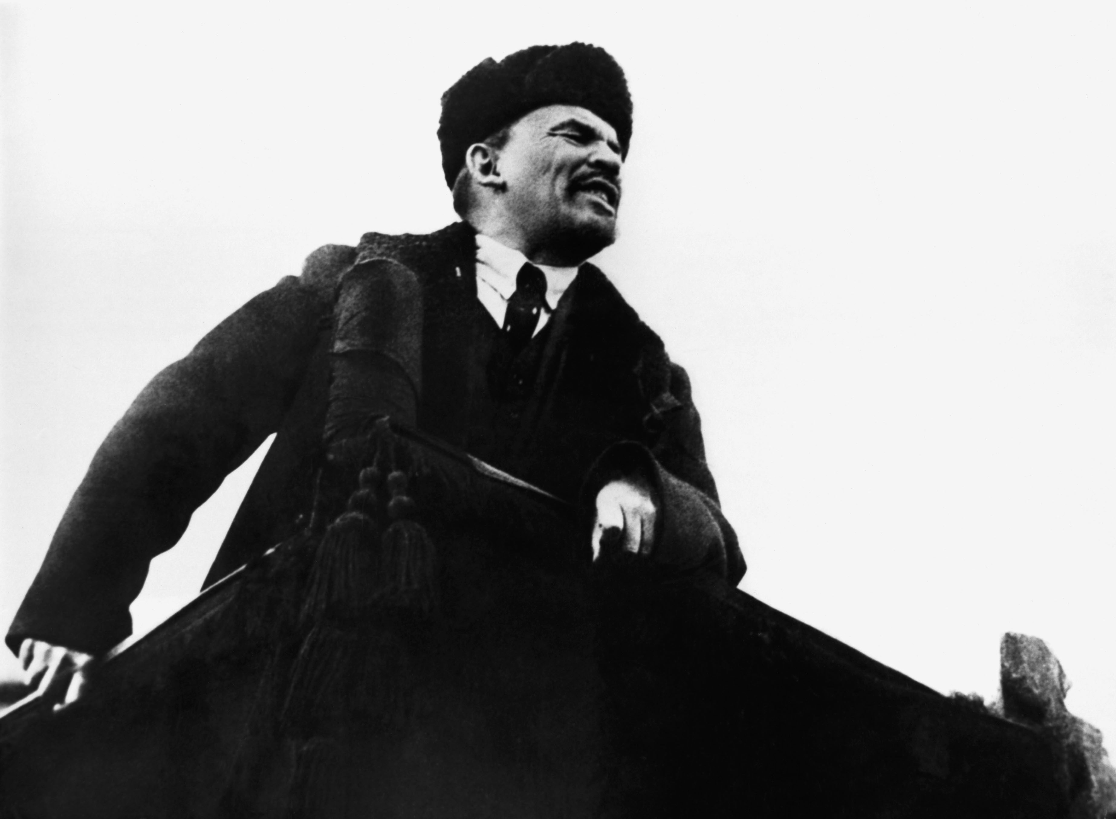 Russian Socialism Would Grow Gradually 33