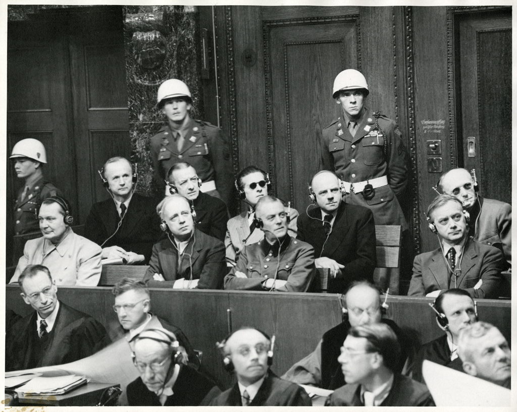 nuremberg trials Count 1: conspiracy to wage aggressive war - addressed the crimes that were committed before the war began, which foreshadowed committing crimes during the war.