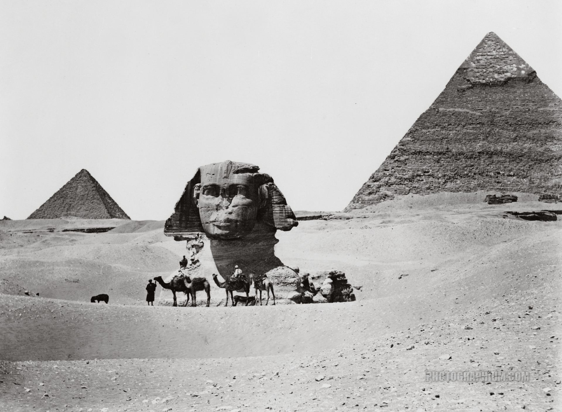pyramids_and_sphinx__giza_egypt__1860-18