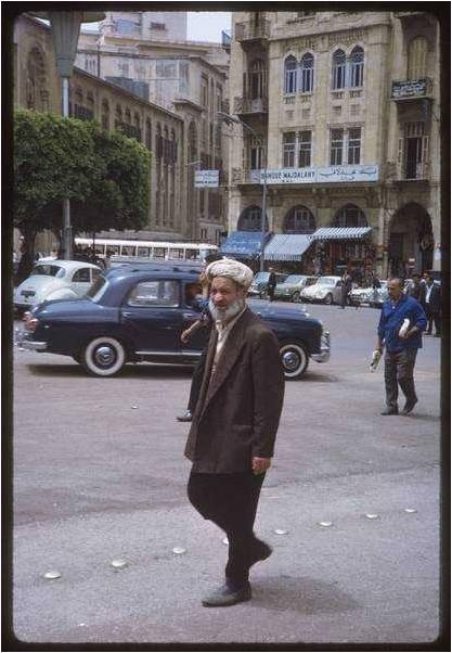 Nejmeh Square 1965