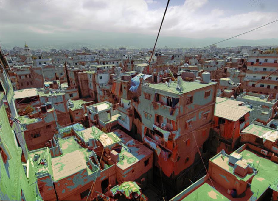 Shatila camp - Beirut