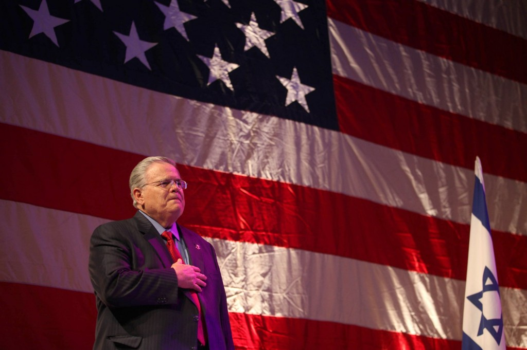 Hagee patriotism