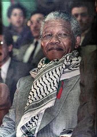Mandelas mission and vision