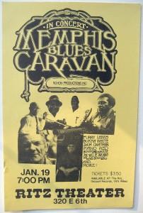 Memphis Blues Caravan
