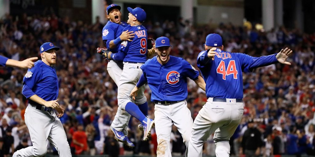 cleveland-oh-november-02-the-chicago-cubs-celebrate-after-defeating-the-cleveland-indians-8-7-i